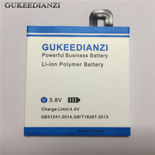 GUKEEDIANZI Real 2435mAh Rechargeable Lithium Polymer Mobile Phone Battery B2PZM100 For HTC Alpine U Paly U-2u Safe Stable(China)