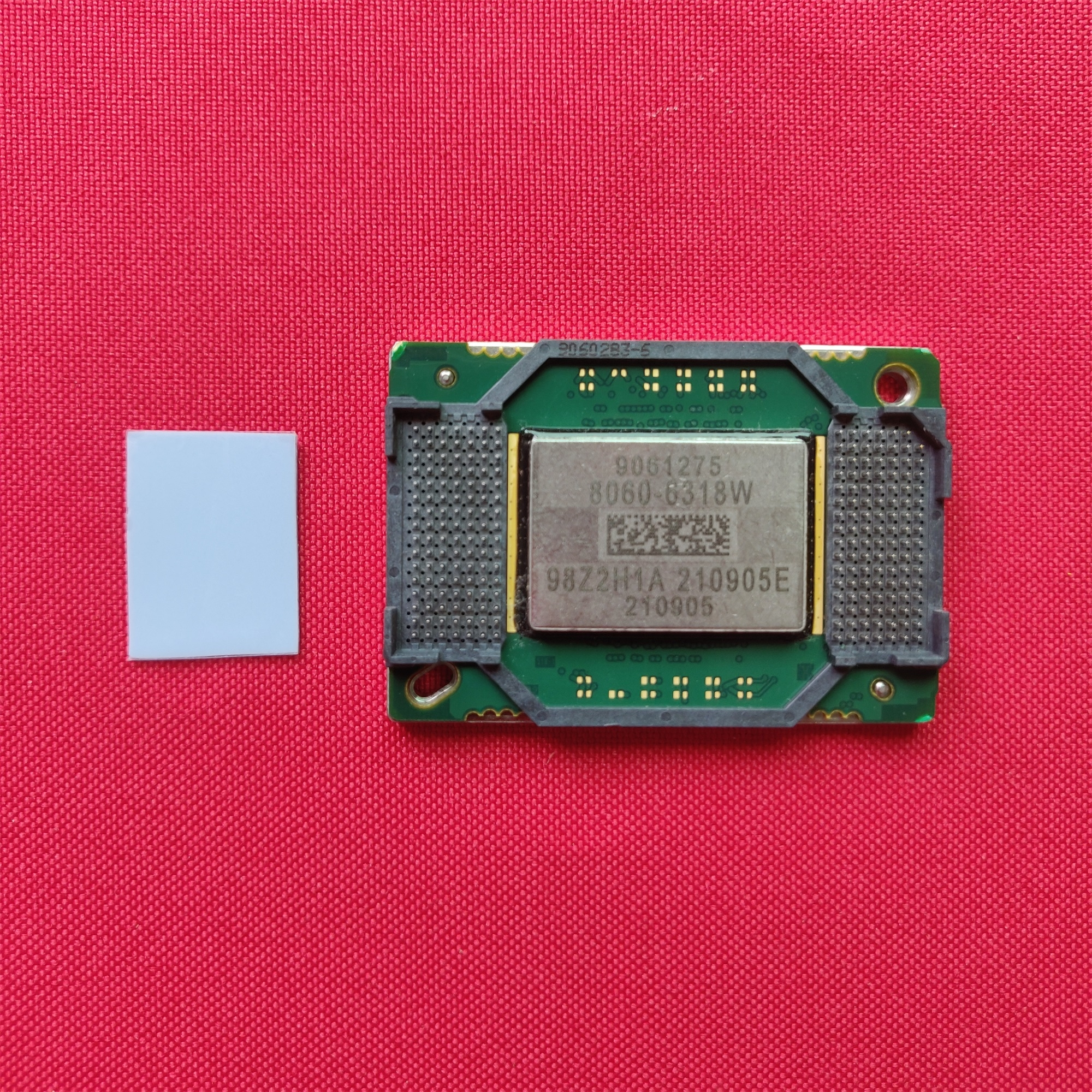 DLP projector DMD chip 8060-6318W   8060-6319W Competitive Big for projectors projection