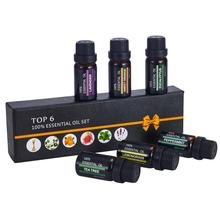 100% Pure Natural Essential Oils For Aromatic Aromatherapy D