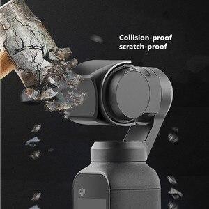 Image 5 - Osmo túi bảo vệ Ống Kính Bìa cap Va Chạm proof scratch proof cho dji Osmo máy ảnh bỏ túi gimbla cầm tay phụ kiện