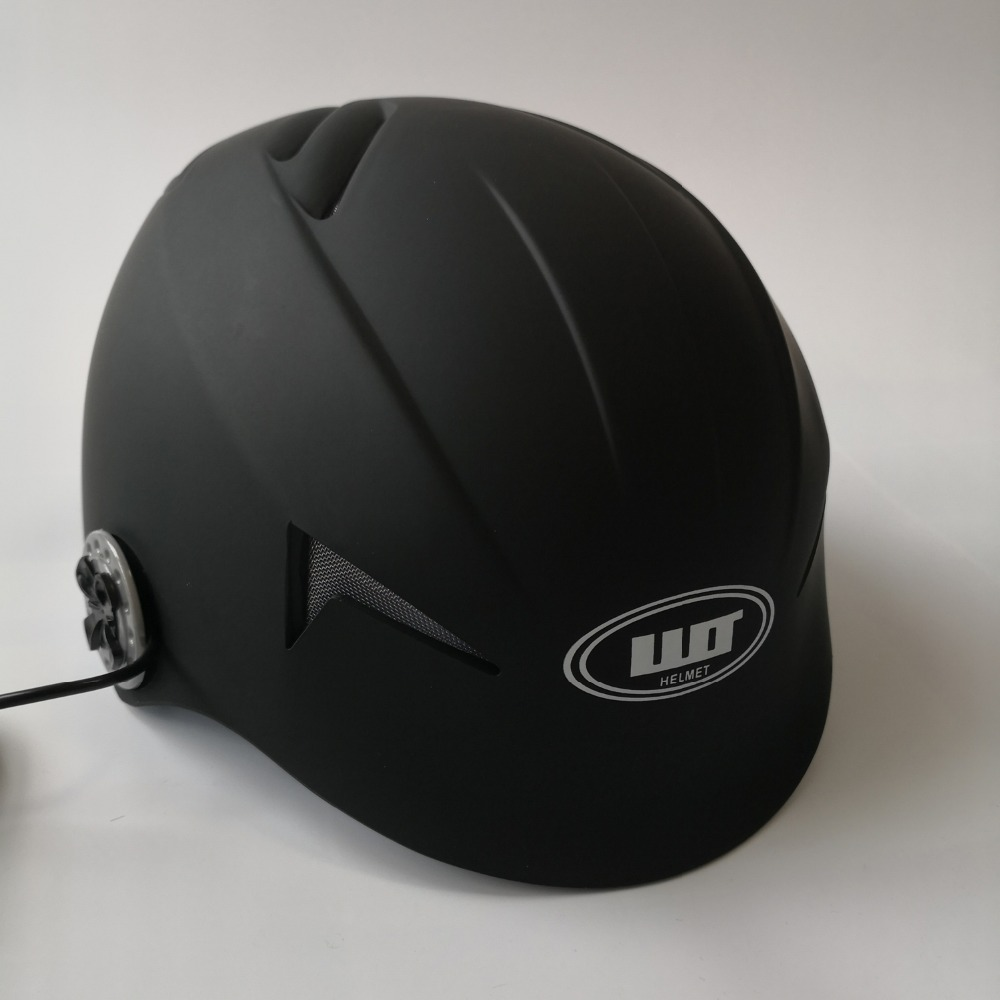 New hair restoration hair regrowth laser helmet with