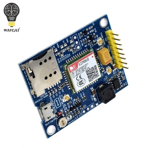 Image 4 - WAVGAT SIM868 GSM GPRS GPS BT מודול סלולארי מיני SIM868 לוח SIM868 הבריחה לוח, במקום SIM808