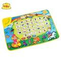 Новый русский детских ковров Playmat детей ковер детские игрушки дети ковер головоломка для детей развивающие площадка YQ2950