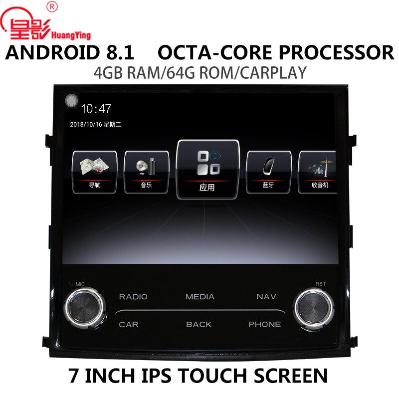 Android Car DVD Radio Multimedia Audio Video player GPS Navigation carplay for Porsche Cayenne Panamera Cayman 911 WiFi 4G LTE