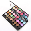 Free shipping Pro 24 Full Matte Colors Eyeshadow Palette Waterproof Eye Shadow Makeup Warm Cosmetics South America Color