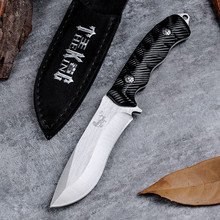 Outdoor Utility Camping Knife Cs Go Hunting Combat Knives New Design Cold Steel Survival Tactical Knife Navajas Facas Taticas
