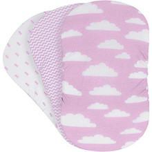 Детский матрас из 3 предметов мягкая детская кроватка комплект простыни для Наматрасники спальная крышка розовый Стиль# P58