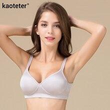 100% Nguyên Chất Lụa Nữ Áo Lót Nữ Dây Miễn Phí 3/4 Cốc Chắc Chắn Nữ Đen Bra Ngực Gần Với Người Phụ Nữ Quần Lót 2 phong Cách 6 Màu