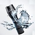 Cree светодиодный фонарик 2000 люмен тактический Водонепроницаемый масштабируемый Мощный XML T6 фонарь для кемпинга с аккумулятором 18650