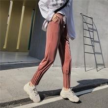 Sport Pants For Women Jogging Running Pants Autumn Winter Athleisure Warm Fleece Pants Soft Sport Trousers For Women Sportswear