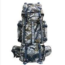 Outdoor Camo Camping 70L Men's Military Big Waterproof Backpack Nylon for Cycling Hiking Sports Climbing Bag China Shop Online