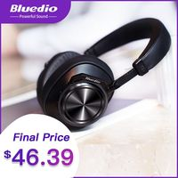 2019 Bluedio T7 User defined noise cancelling bluetooth headphones wireless headset with microphones for phones iphone xiaomi