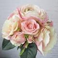Роза Buque Де Noiva Роксо Trouw Boeket Букет Fleurs Soie Buque Де Noiva Mariage Искусственный Рамос Де Novia 2017