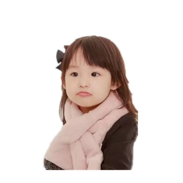Bobozone The rabbit ear scarf  Super soft comfortable lovely top boys girls baby children clothing