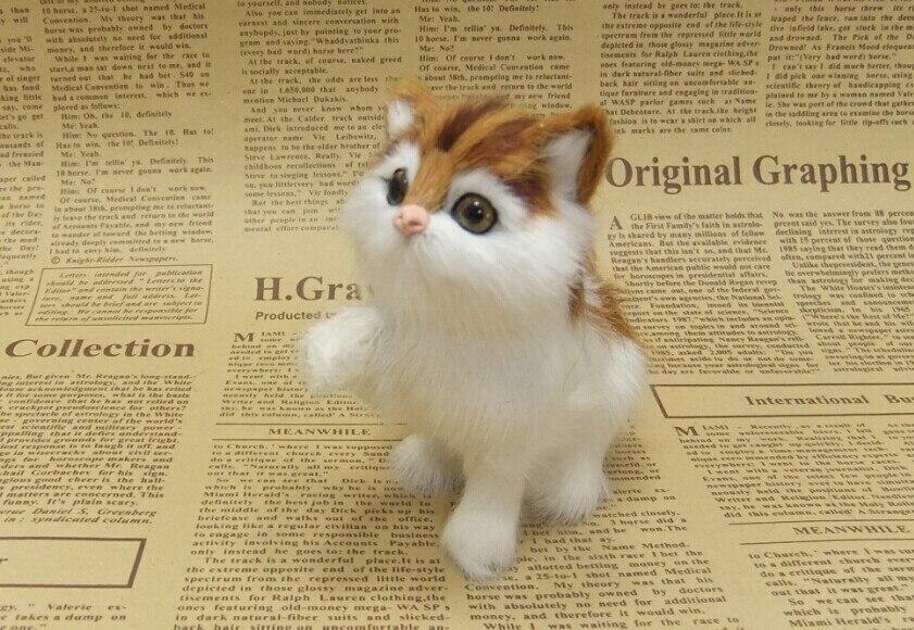 Zestaw czterech kotów, dział emulatorów rekwizytów - Wystrój domu - Zdjęcie 3