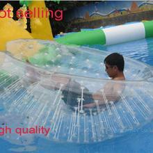 Половина zorb Плавающий надувной шарик воды детской игрушки Dameter 2,5 м новое высокое качество надувные половина мяч