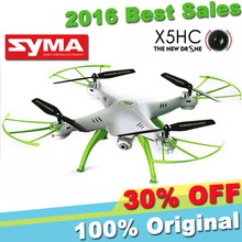 Syma X5HC RC Quadcopter 2MP HD Caméra 2.4G 4CH 6 Axes Maintien D'altitude Sans Tête Mode RC Drone RTF