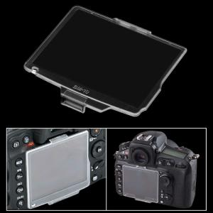 OOTDTY Hard LCD Monitor Cover for Nikon D90 BM-10 Screen Protector