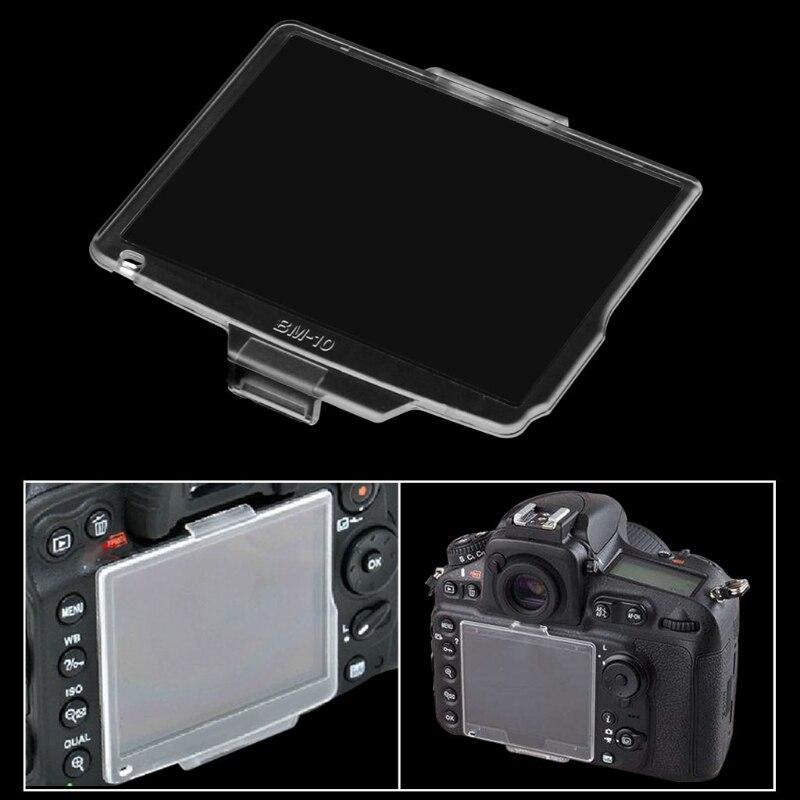 Protector pantalla monitor protección para Nikon d200 bm-6