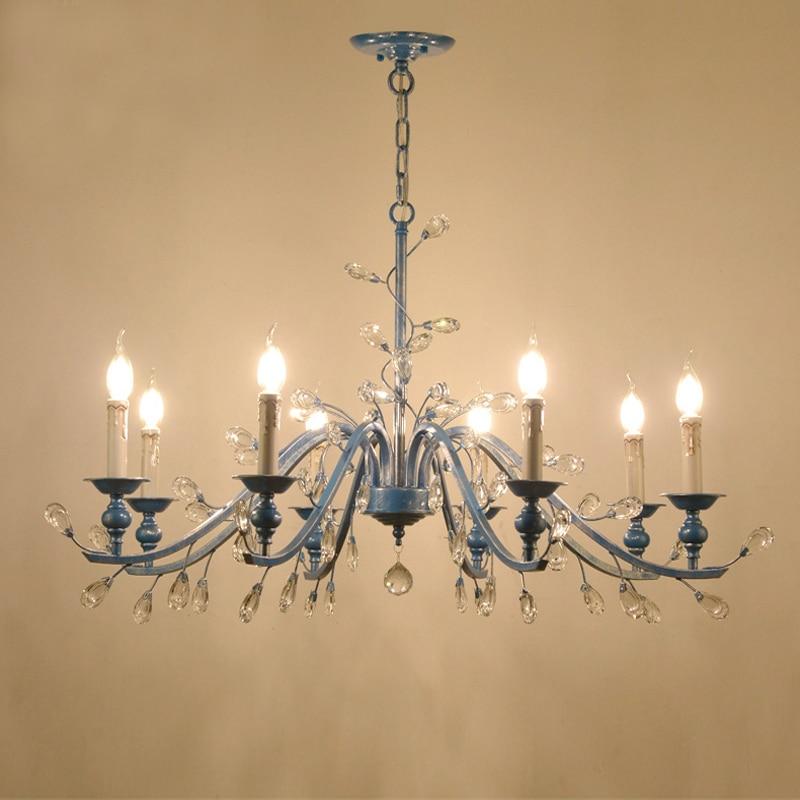 Acquista all'ingrosso online rustico illuminazione lampadari da ...
