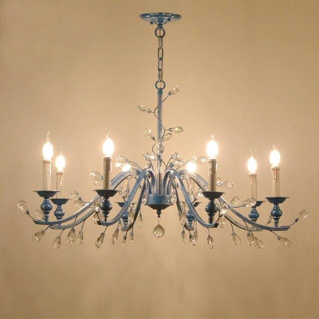 rustic crystal chandelier bronze led indoor hanging lighting blue rustic crystal chandelier bedroom k9 chandeliers dining room modern