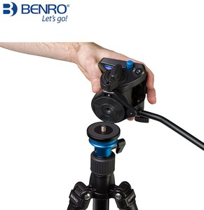 Image 4 - Benro 三脚 A2883FS4/A1883FS2C 写真カメラビデオヘッド一脚油圧ダンピングヘッド