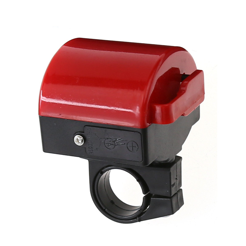Hot 360°Rotation MTB Bicycle Bike Electronic Bell Loud Horn Cycling Hooter Siren