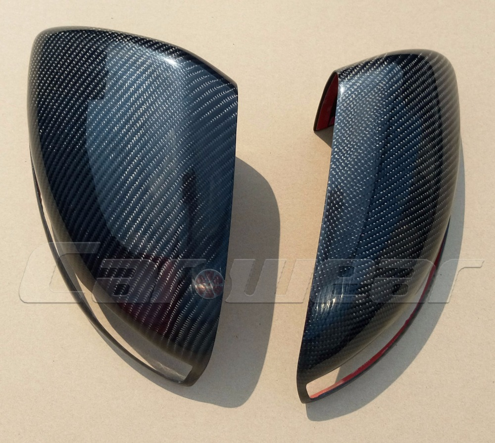 Carbon Fiber Rear Side Mirror Cover for Mercedes Benz W205 C300 C400  B# 2015 to 2016[1021033] carbon fiber w205 car side mirror box cover shield fit for benz w205 left driving 2014up