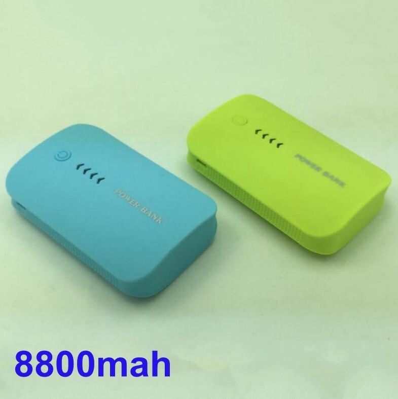High Energy Mobile 8800mah With Led Lighting Function