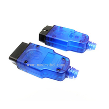 цены BLue OBD2 Connector J1962m Plug with Enclosure and Cable Relief 16pin Male Connector four screws