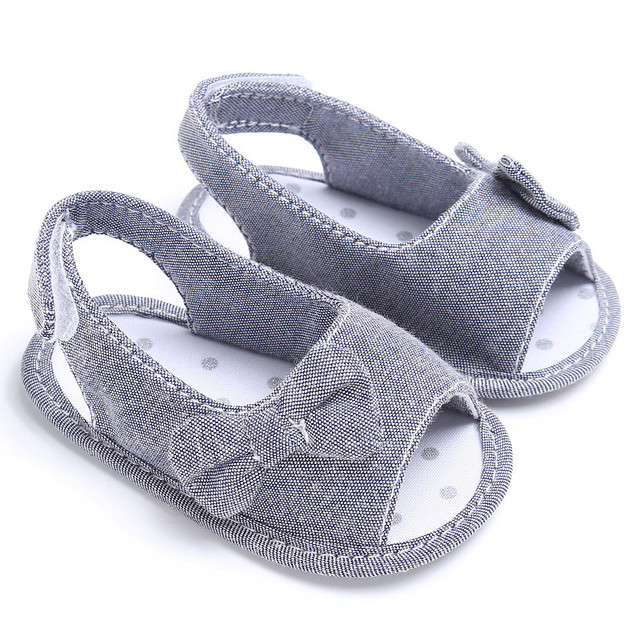 Baby denim shoes 4