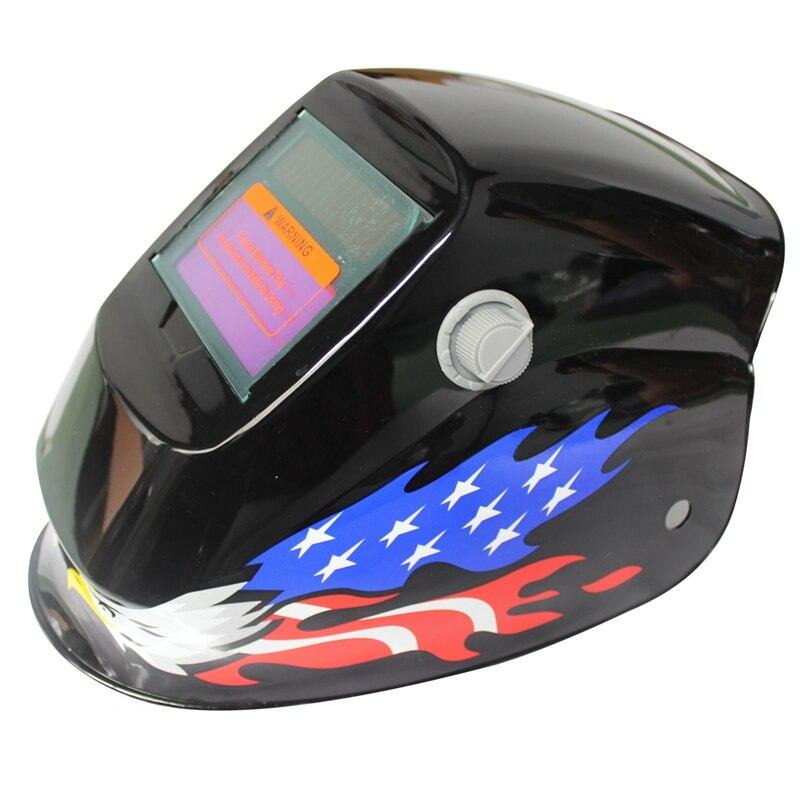 Hot Pro Solar Auto Darkening Welding Helmet Grinding