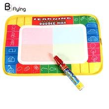 Water Drawing Painting Magic Doodle Aquadoodle Mat Board & Pen Kids Toy