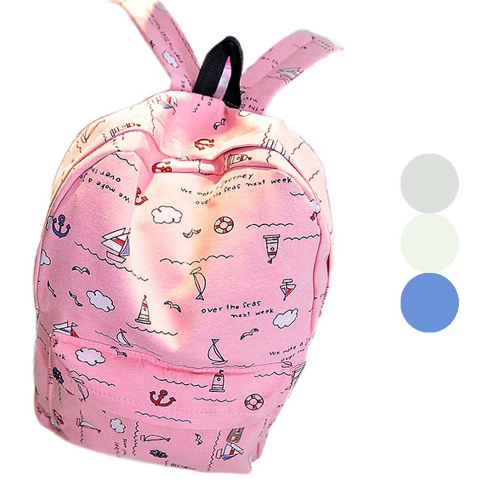 senhoras ombro mochila moda bonito Size : 42x29x10cm/16.53x11.41x3.93