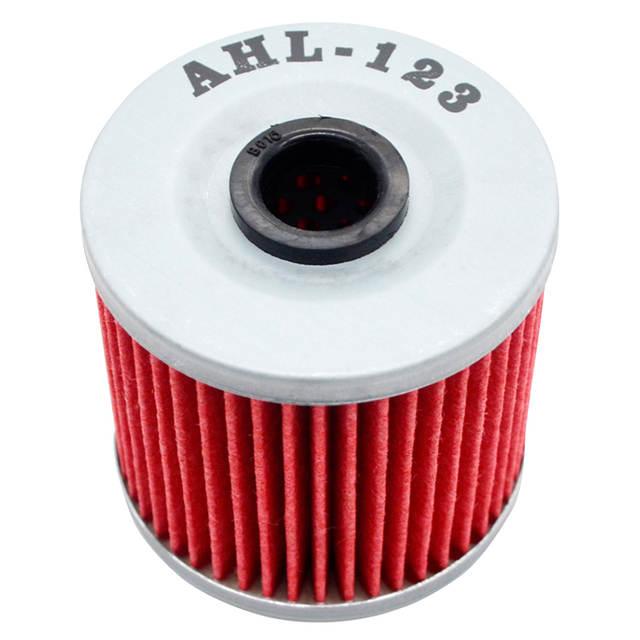 AHL 123 Oil Filter for KAWASAKI KEF300 LAKOTA SPORT 290 2001-2002