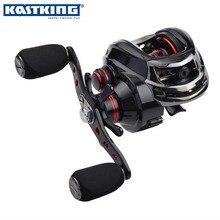 KastKing Royale Leyenda de Alta Velocidad 7.0: 1 Carrete de Baitcasting 11 + 1 BBs Potencia De Arrastre 8 KG de Calidad Superior derecho/Zurdo Carrete de la Pesca
