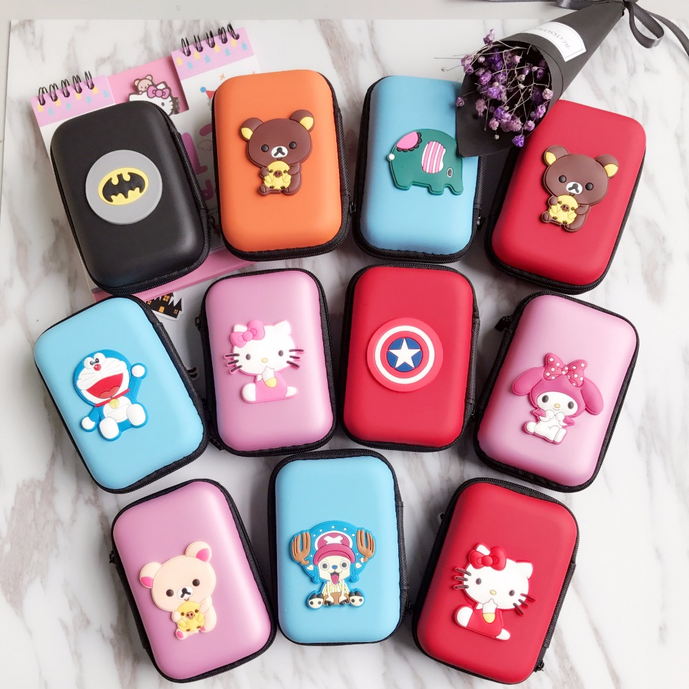 New Fashion Coin Purse Lovely Cute Kawaii Carton Pouch Women Girls Dompet Koin Silicon Hello Kitty Small Wallet Soft Silicone Bag Kid 11 Colors 11835cm In Purses From Luggage