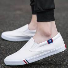2019 New Loafers Men Canvas Shoes Summer Men Casual