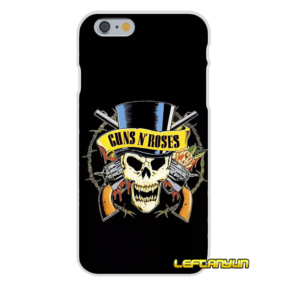 guns n roses For Sony Xperia Z Z1 Z2 Z3 Z4 Z5 compact M2 M4 M5 E3 T3 XA Aqua Accessories Phone Cases Covers