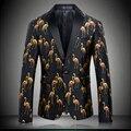 2016 Aliexpress Высочайшее Качество Мужская Мода Пиджак Уникальный Китайский Действительно Большие Зимние Куртки Для Мужчин Европейский Любишь # K8630