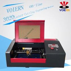 VOIERN WR3020 laser gravur schneiden bearbeitungs laser graveur laser cutter arbeits bereich 300*200mm 40W