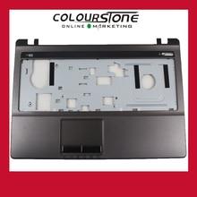 Marca Nueva Mayúsculas Palmrest Bisel Top Case touchpad cubierta para asus k53 k53t k53u x53u a53u x53b k53b x53z c cubierta AP0K3000200