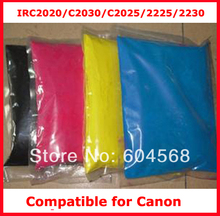 High quality color toner powder compatible for canon IRC2020/C2030/C2025/2225/2230 Free Shipping