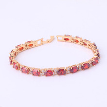 Luxury Crystal Bracelets Jewellery Women