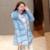 2016 Otoño Mujeres Embarazadas ropa de Maternidad de Maternidad del invierno abajo chaqueta abajo Chaqueta prendas de vestir exteriores parkas ropa de abrigo espesar