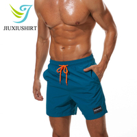 2018 Men Swimsuit Swimwear Boy Boxer Shorts Swim Trunks Swimming Surf Boardshorts Quick Dry Running Shorts Beachwear Plus Size