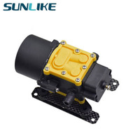 Plant Protection UAV Water Pump 48V12S Brushless Water Pump Spraying Pesticide Plant Protection Machine Accessories