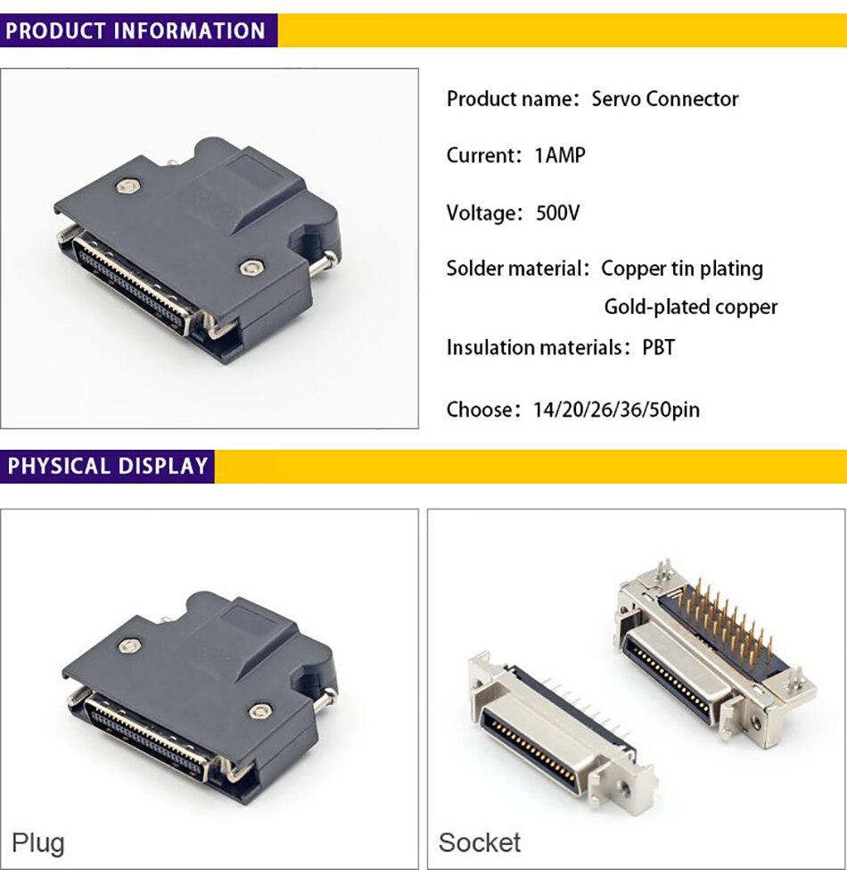 10150-3000pe 10350-52a0-008 conector