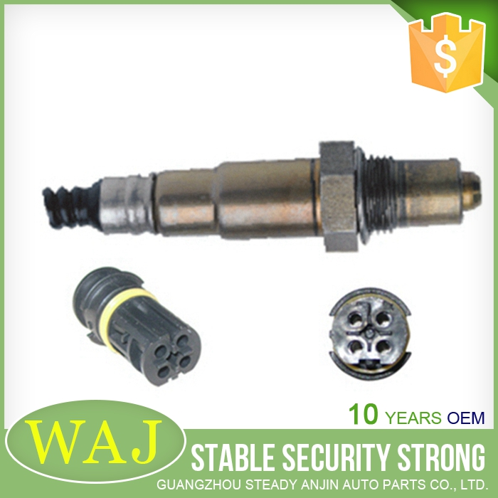 For Mercedes SLR Class R199 W199 Coupe Convertible 5.4L 2004  lambda sensor oxygen o2 sensors 0258006753/0025405617/A0025405617-in Exhaust Gas Oxygen Sensor from Automobiles & Motorcycles on Guangzhou Steady Anjin Auto Parts Co., Ltd.
