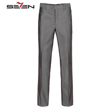 Classic Grey Men Suit For Wedding Groom Mens Suits Slim Fit Tuxedo Dress Formal Male Blazers Jacket Pants 2017 703C1293